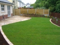 Landscaping, Instant Lawn & Paving